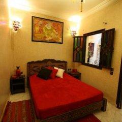 Отель Riad Rime 2* Стандартный номер с различными типами кроватей фото 25
