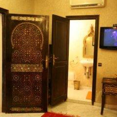 Отель Riad Rime 2* Стандартный номер с различными типами кроватей фото 24