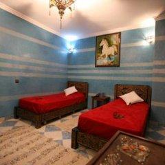 Отель Riad Rime 2* Стандартный номер с 2 отдельными кроватями