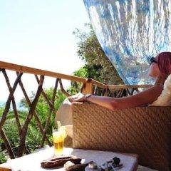 Отель Turan Hill Lounge Улучшенное бунгало фото 11