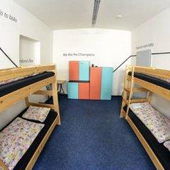 Hostel Eleven Кровать в общем номере фото 13