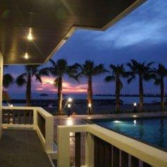 The Sand Beach Hotel Pattaya 3* Номер Делюкс с различными типами кроватей фото 13