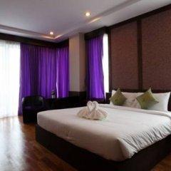The Sand Beach Hotel Pattaya 3* Номер Делюкс с различными типами кроватей