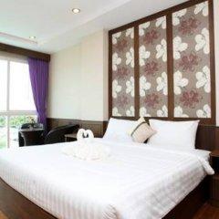 The Sand Beach Hotel Pattaya 3* Номер Делюкс с различными типами кроватей фото 10