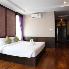 The Sand Beach Hotel Pattaya 3* Номер Делюкс с различными типами кроватей фото 5