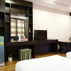 The Sand Beach Hotel Pattaya 3* Номер Делюкс с различными типами кроватей фото 8