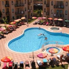 Hotel Marcan Beach 3* Стандартный номер с различными типами кроватей фото 11