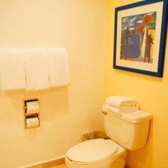 Отель Holiday Inn Resort Acapulco 3* Стандартный номер с разными типами кроватей фото 6
