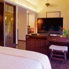 Отель Twin Lotus Koh Lanta 4* Номер Делюкс с различными типами кроватей фото 11