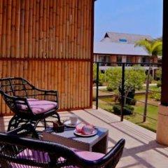 Отель Twin Lotus Koh Lanta 4* Номер Делюкс с различными типами кроватей фото 9
