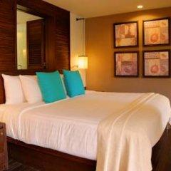Отель Twin Lotus Koh Lanta 4* Улучшенный номер с различными типами кроватей