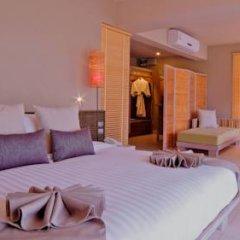 Отель Twin Lotus Koh Lanta 4* Номер Делюкс с различными типами кроватей фото 10