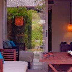 Отель Twin Lotus Koh Lanta 4* Улучшенный номер с различными типами кроватей фото 5