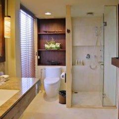 Отель Twin Lotus Koh Lanta 4* Улучшенный номер с различными типами кроватей фото 4