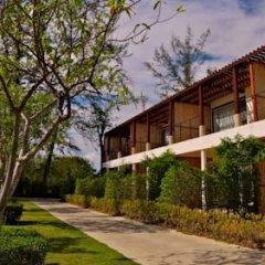 Отель Twin Lotus Koh Lanta 4* Номер Делюкс с различными типами кроватей фото 12