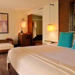 Отель Twin Lotus Koh Lanta 4* Улучшенный номер с различными типами кроватей фото 3