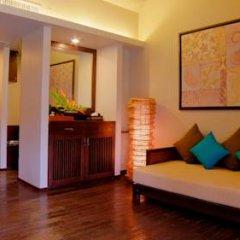 Отель Twin Lotus Koh Lanta 4* Номер Делюкс с различными типами кроватей фото 6