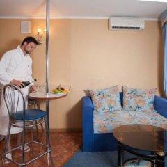 Гостиница AMAKS Центральная Студия разные типы кроватей фото 27