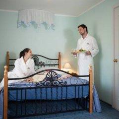 Гостиница AMAKS Центральная Студия разные типы кроватей фото 3
