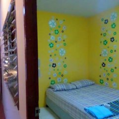 Отель Sukumvit Backpacker Стандартный номер с различными типами кроватей фото 3
