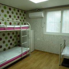Отель Fully House Кровать в женском общем номере с двухъярусной кроватью фото 6
