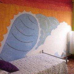 Отель Martin's Lodge Кровать в общем номере двухъярусные кровати фото 15