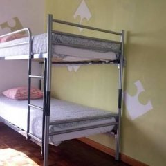 Отель Martin's Lodge Кровать в общем номере двухъярусные кровати фото 22