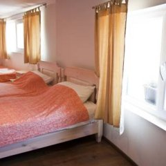 Отель Ulpia House Стандартный семейный номер с двуспальной кроватью фото 6