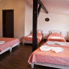 Отель Ulpia House Стандартный семейный номер с двуспальной кроватью фото 5
