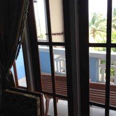 The Reef Beach Hotel Negombo 3* Номер Делюкс с различными типами кроватей фото 13