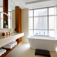 Отель JW Marriott Marquis Dubai 5* Представительский номер с различными типами кроватей фото 16