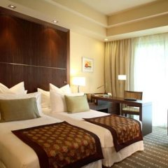 Отель Sofitel Singapore Sentosa Resort & Spa 5* Номер категории Премиум с различными типами кроватей фото 2