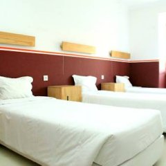 Hostel 4U Lisboa Стандартный номер с различными типами кроватей фото 3