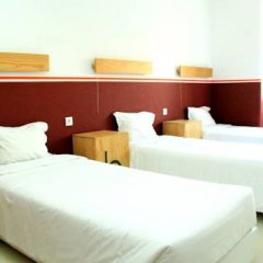 Hostel 4U Lisboa Стандартный номер с различными типами кроватей фото 14