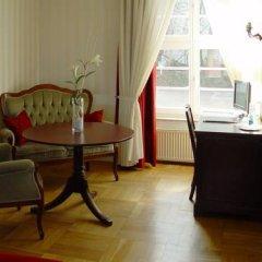 Hotel Altes Hafenhaus 3* Стандартный номер с двуспальной кроватью фото 5