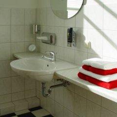 Hotel Altes Hafenhaus 3* Стандартный номер с двуспальной кроватью фото 8