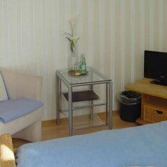 Hotel Altes Hafenhaus 3* Стандартный номер с различными типами кроватей фото 4