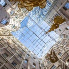 Гостиница Indigo Санкт-Петербург - Чайковского 4* Стандартный номер с 2 отдельными кроватями фото 4