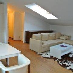 Отель Yoga Residence 4* Улучшенные апартаменты с разными типами кроватей фото 11