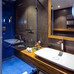 Гостиница Indigo Санкт-Петербург - Чайковского 4* Люкс с различными типами кроватей фото 3