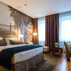 Гостиница Indigo Санкт-Петербург - Чайковского 4* Стандартный номер с различными типами кроватей фото 4