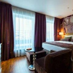 Гостиница Indigo Санкт-Петербург - Чайковского 4* Люкс с различными типами кроватей фото 5