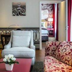 Гостиница Indigo Санкт-Петербург - Чайковского 4* Люкс с различными типами кроватей фото 4