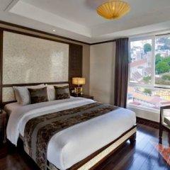 Golden Lotus Luxury Hotel 3* Представительский номер с различными типами кроватей фото 4