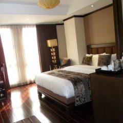 Golden Lotus Luxury Hotel 3* Представительский номер с различными типами кроватей фото 3