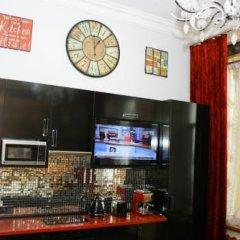 Апартаменты Sweet Home Apartments Студия Делюкс с различными типами кроватей фото 24
