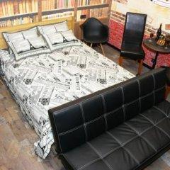 Апартаменты Sweet Home Apartments Студия Делюкс с различными типами кроватей фото 17