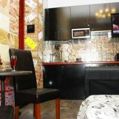 Апартаменты Sweet Home Apartments Студия Делюкс с различными типами кроватей фото 19