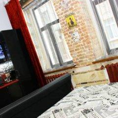 Апартаменты Sweet Home Apartments Студия Делюкс с различными типами кроватей фото 12