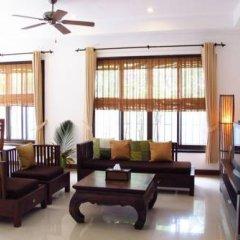 Отель Villa Pattana 2* Вилла с различными типами кроватей фото 7